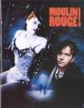NICOLE KIDMAN Moulin Rouge JAPAN Movie Program