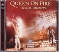QUEEN Live At The Bowl EU 2CD