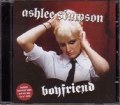 ASHLEE SIMPSON Boyfriend EU CD5 w/4 Tracks