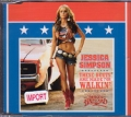 JESSICA SIMPSON These Boots Are Made For Walking GERMANY CD5 w/5