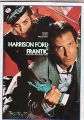HARRISON FORD Frantic Original JAPAN Movie Program