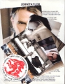 JOHN TAYLOR John Taylor USA Press Kit w/Sticker