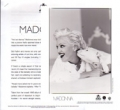 MADONNA Bedtime Stories USA Press Kit