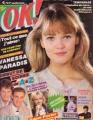 VANESSA PARADIS OK! (10/10-16/88) FRANCE Magazine