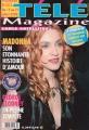 MADONNA Tele Magazine (7/2000) FRANCE Magazine