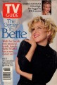 BETTE MIDLER TV Guide (12/11-17/93) USA Magazine