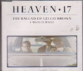 HEAVEN 17 The Ballad Of Go Go Brown UK CD5