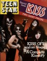 KISS Teen Star (1978) USA Poster Magazine