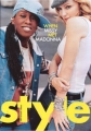 MADONNA Style (7/27/03) UK Magazine