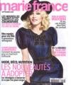 MADONNA Marie France (9/08) FRANCE Magazine