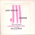 JODY WATLEY Friends USA CD5 Promo Only
