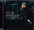 PETER RAUHOFER Live @ Roxy 2 USA Double CD