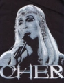 CHER Farewell Tour 2003 USA T Shirt