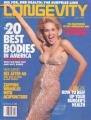 SHARON STONE Longevity (7/93) USA Magazine