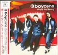 BOYZONE Where We Belong JAPAN CD