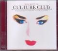 CULTURE CLUB The Best Of Culture Club EU CD w/16 Tracks