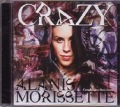 ALANIS MORISSETTE Crazy USA CD5 w/5 Mixes
