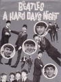 BEATLES A Hard Day's Night JAPAN Movie Program (Revival)