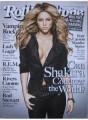 SHAKIRA Rolling Stone (11/12/09) USA Magazine