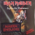 IRON MAIDEN Infinite Dreams UK 7