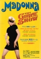 MADONNA Girlie Show 1993 JAPAN Tour Flyer