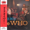 WHO I'm A Boy JAPAN CD