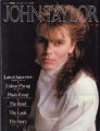 JOHN TAYLOR Black Portrayal JAPAN Picture Book