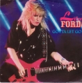 LITA FORD Gotta Let Go UK 7