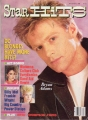 BRYAN ADAMS Star Hits (4/85) USA Magazine
