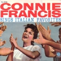 CONNIE FRANCIS Sings Italian Favorites JAPAN LP