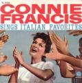 CONNIE FRANCIS Sings Italian Favorites JAPAN LP
