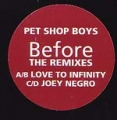 PET SHOP BOYS Before UK Double 12