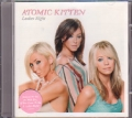 ATOMIC KITTEN Ladies Night EU CD w/15 Tracks