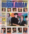DURAN DURAN Rock Video Superstars UK Picture Book