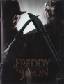 FREDDY vs. JASON JAPAN Movie Program