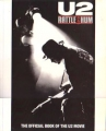U2 Rattle & Hum UK Picture Book