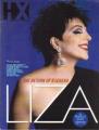 LIZA MINNELLI HX (12/6/02) USA Magazine