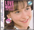 JENNIFER LOVE HEWITT Love Songs JAPAN CD