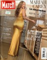 MARIAH CAREY Paris Match (12/22-28/05) FRANCE Magazine