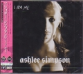 ASHLEE SIMPSON I Am Me JAPAN CD