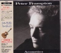 PETER FRAMPTON Acoustics JAPAN CD5 w/4 Tracks