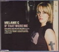 MELANIE C If That Were Me AUSTRALIA CD5 w/4 Tracks+Video