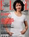 SOPHIE MARCEAU Elle (5/7/10) FRANCE Magazine