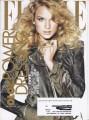 TAYLOR SWIFT Elle (4/10) USA Magazine