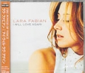 LARA FABIAN I Will Love Again JAPAN CD5 w/Morales Mix Promo
