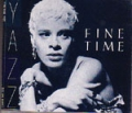 YAZZ Fine Time UK CD5