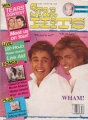 WHAM Star Hits (10/85) USA Magazine