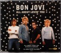 BON JOVI All About Lovin' You EU CD5 w/Video