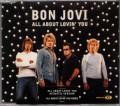 BON JOVI All About Lovin' You EU CD5 w/Video