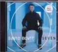 DAVID BOWIE Seven UK CD5 Part 1 w/Beck Remix & Demo